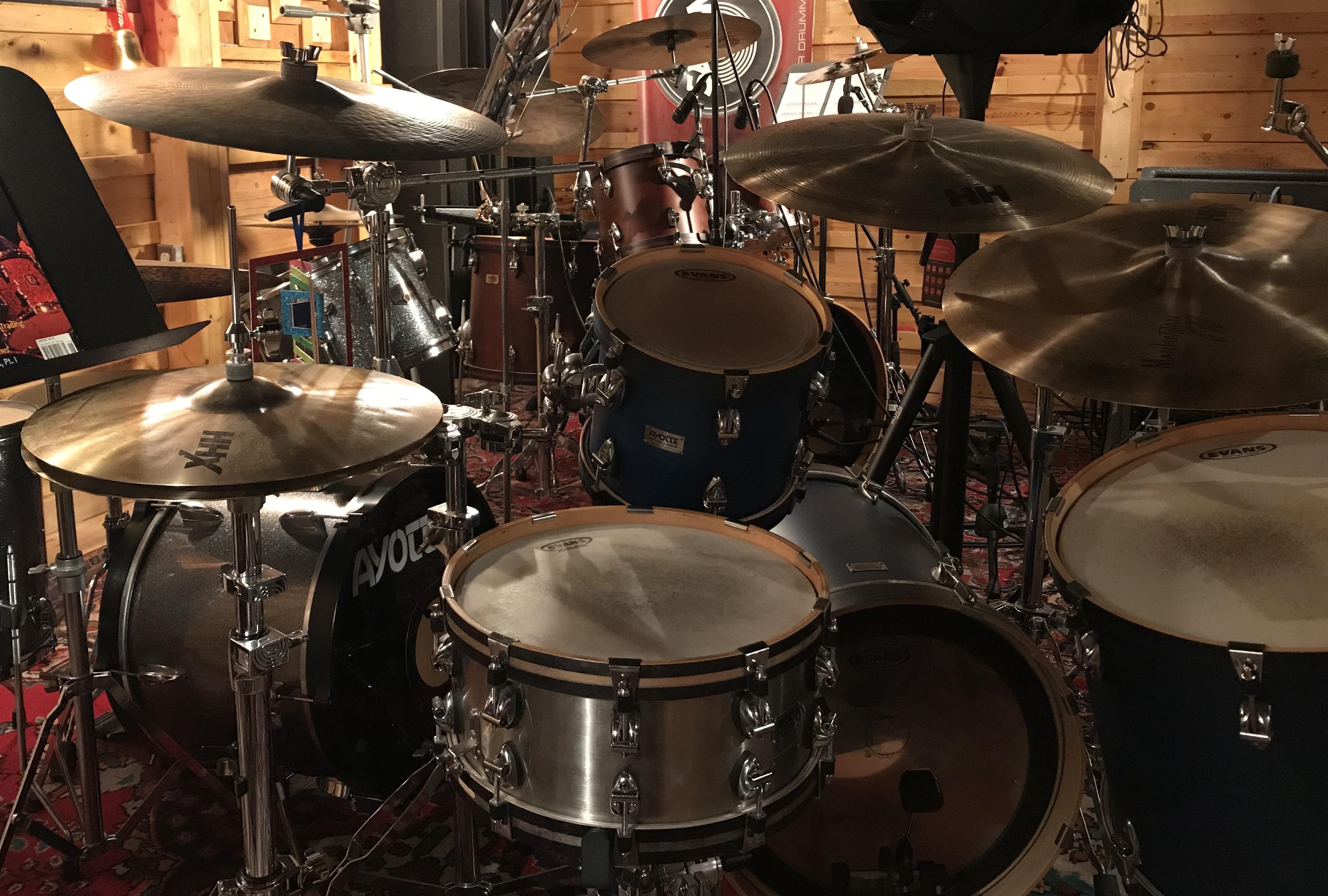 Books | Art Bernstein Drums